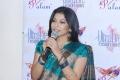 Actress Anuja Iyer at Sri Palam Silks Concept Saree Event Stills