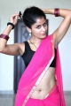 Sridevi Movie Actress Anukriti Sharma Hot Spicy Saree Stills