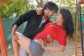Viraj, Gehana Vasisth in Anukunnadi Okati Ayyindi Okati Movie Stills