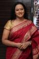 Actress Anupama Kumar Photos in Red Saree