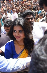 Actress Anupama Parameshwaran Launches Chandana Brothers Shopping Mall at Nandyala Photos