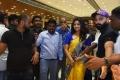 Telugu Actress Anupama Parameswaran launches Chandana Brothers Shopping Mall at Nandyala, Kurnool District, Andhra Pradesh.