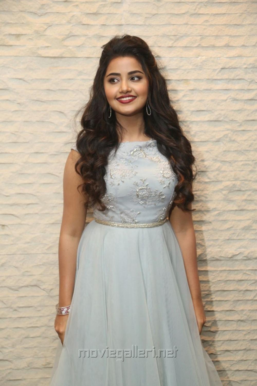 Actress Anupama Parameswaran Pics @ Unnadi Okate Zindagi Pre Release