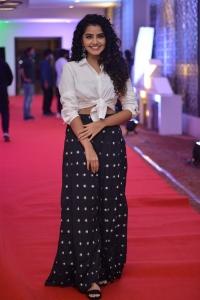 Actress Anupama Parameswaran Pics @ Rowdy Boys First Look Launch