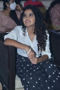 Actress Anupama Parameswaran Latest Pics @ Rowdy Boys First Look Launch