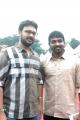 Dayanidhi Alagiri, Vijay Sethupathi @ Weekend Sandhai Inauguration Stills