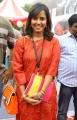 Anusha Dhayanidhi Alagiri's Weekend Sandhai Inauguration Stills