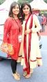 Anusha Dhayanidhi, Poorna @ Weekend Sandhai Inauguration Stills