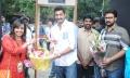 Anusha Dhayanidhi's Weekend Sandhai Inauguration @ Chennai Stills