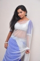 Telugu Actress Anusha Hot Photos in Transparent Saree