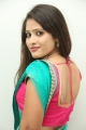 Actress Anusha Hot Saree Photos @ Eka Aata Naade Audio Launch