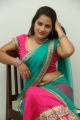Actress Anusha Hot Saree Photos @ Eka Aata Naade Audio Release