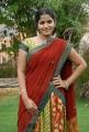 New Telugu Actress Anusha Photos in Half Saree