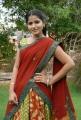 Telugu Actress Tanusha in Half Saree Photos