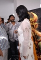 Actress Anushka Shetty at Damarukam Success Meet Pictures