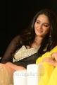 Actress Anushka Beautiful Pics at Lingaa Audio Success Meet