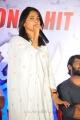 Actress Anushka in White Churidar Cute Stills at Mirchi Success Meet