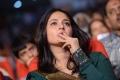Anushka Stills in Green Churidar @ Singam 2 Audio Release Function