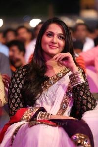 Actress Anushka Shetty Photos @ Baahubali Audio Release