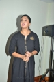 Actress Anushka Shetty Black Churidar Photos @ Baahubali 2 Press Meet