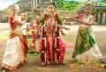 Actress Anushka First Look in Om Namo Venkatesaya Movie
