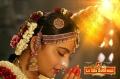Actress Anushka Shetty First Look in Om Namo Venkatesaya Movie