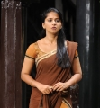 Damarukam Heroine Anushka Half Saree Cute Stills
