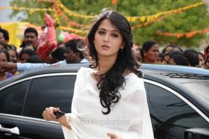 Actress Anushka Cute Stills in Damarukam Movie