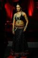 Telugu Actress Anushka Shetty Hot Spicy Black Dress Photos