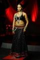Damarukam Actress Anushka Hot in Black Dress Photos