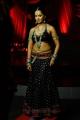 Anushka Shetty in Hot Black Dress from Damarukam 'Kanyakumari' Song