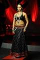 Anushka Shetty Hot in Black Dress Photo from Damarukam