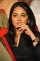 Actress Anushka Shetty in Black Salwar Cute Photos