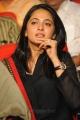 Actress Anushka in Black Salwar Kameez Cute Photos