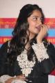 Tamil Actress Anushka Photos in Black Churidar