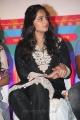 Actress Anushka Shetty Photos in Black Churidar