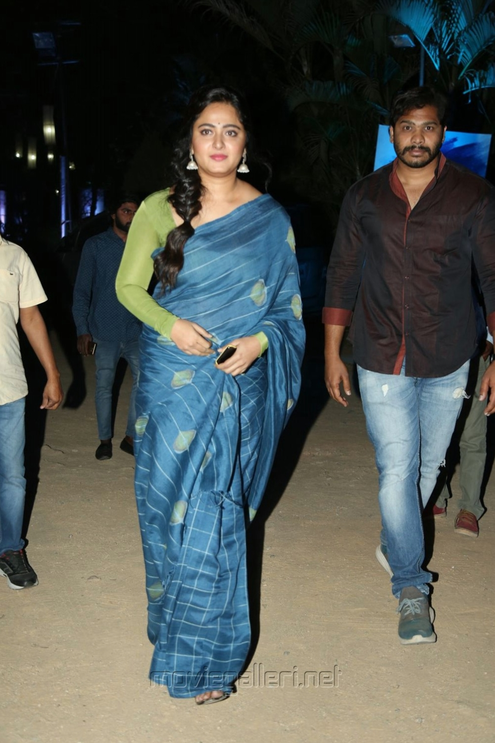 Anushka Latest Photos @ Awe Movie Pre Release