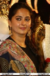 Actress Anushka Photos @ Linga Audio Release Function