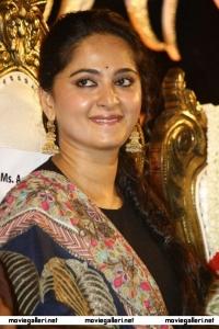 Actress Anushka Photos @ Linga Audio Launch Function