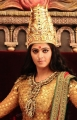 Actress Anushka Shetty in Rudramadevi First Look Photos
