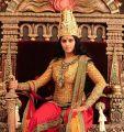 Actress Anushka in Rudramadevi Movie First Look Photos