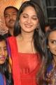 Actress Anushka Beautiful Photos @ Rudramadevi Trailer Launch