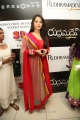 Gorgeous Anushka Shetty in Red Dress at Rudramadevi Trailer Launch