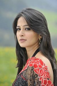 Gorgeous Anushka Shetty in Saree Photos from Damarukam Movie