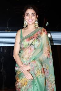 Actress Anushka Sharma Pictures @ NBT Utsav Awards 2019 Red Carpet