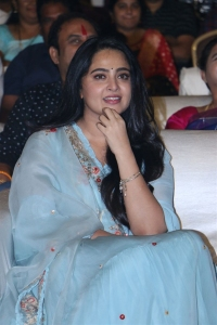 Actress Anushka Shetty Cute Photos @ HIT Pre-Release Function