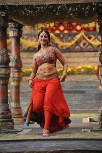 Rudhramadevi Anushka Hot Stills