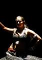 Damarukam Movie Actress Anushka Shetty Hot Stills