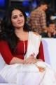 Actress Anushka Saree Photos @ Bahubali 2 Pre Release Function