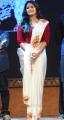Actress Anushka Saree Photos @ Baahubali 2 Pre Release Function